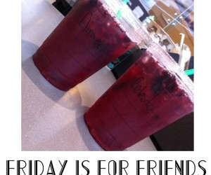amigas, friday, and forever friends image