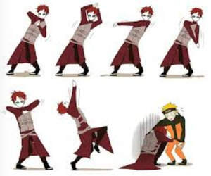 naruto and gaara image
