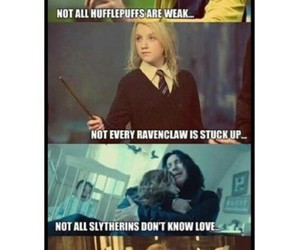 gryffindor, Houses, and slytherin image