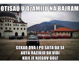 balkan, golf, and bajram image