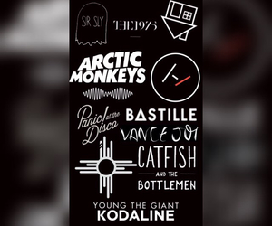 alternative, arctic monkeys, and bands image