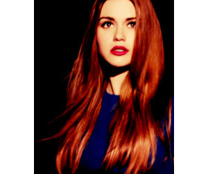 girl, holland roden, and teen wolf image