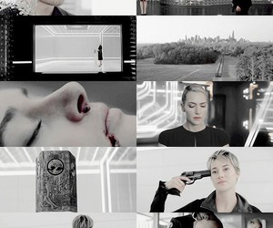 four, movie, and insurgent image