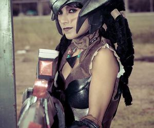 CAIT, cosplay, and lol image