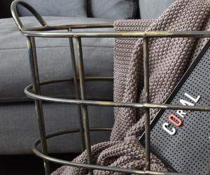 basket, decor, and home decor image