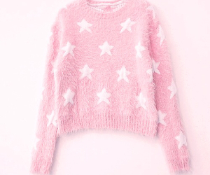 cozy, fluffy, and stars image