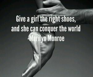 dance, ballet, and Marilyn Monroe image