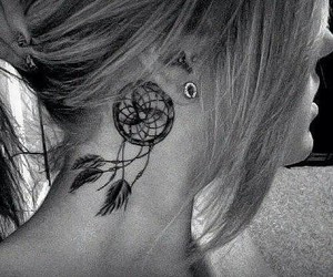 dream catcher, tatuajes, and atrapasueÑos image