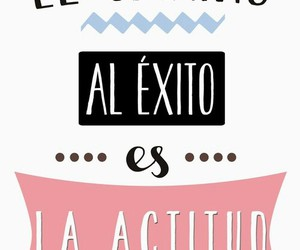 frases, exito, and quotes image
