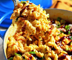 cheese, pasta, and food image