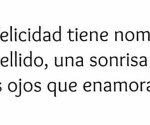 espanol, frase, and sonrisa image
