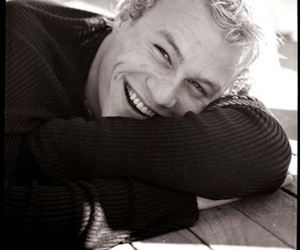 heath ledger, angel, and gorgeous image