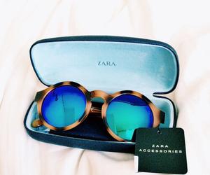 Zara, fashion, and sunglasses image