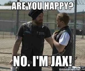 funny, lol, and sons of anarchy image