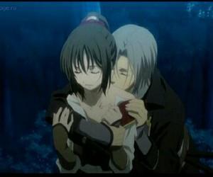 anime, couples, and hakuouki image