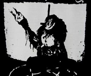 bathory, black, and metal image