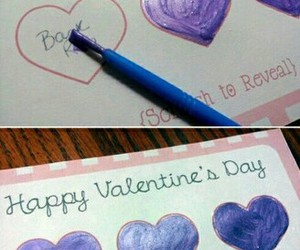 diy, valentine, and heart image