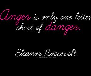 anger, danger, and eleanor roosevelt image