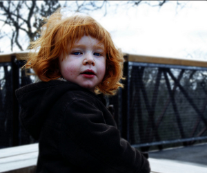 ginger, cute, and kid image