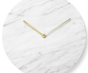 clock, lux, and marble image