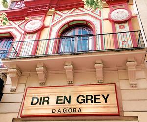 dir en grey, paris, and bataclan image