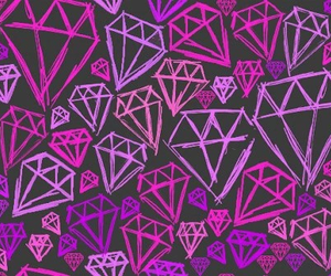 diamond, background, and wallpaper image