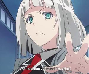 anime, anime girl, and shimoneta image