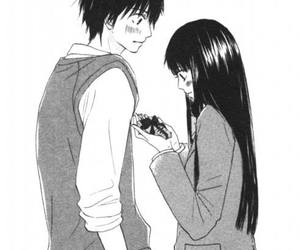 anime, kimi ni todoke, and kawaii image