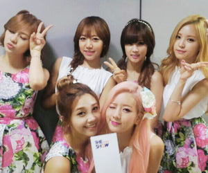 apink‬ and kpop image