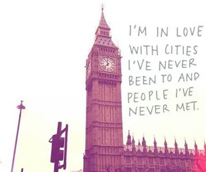 love, city, and london image