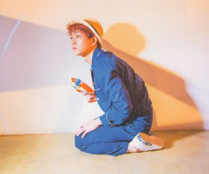 odd, Onew, and scan image