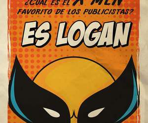 favorito, logan, and x man image