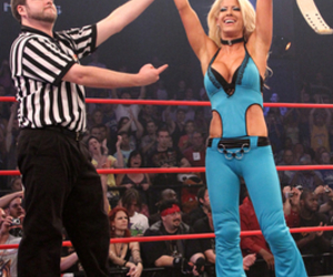 angelina love and impact wrestling image