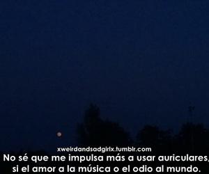 tumblr, texto en español, and frases en español image