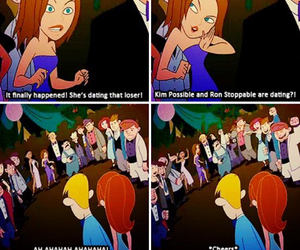 funny, tv, and kim possible image