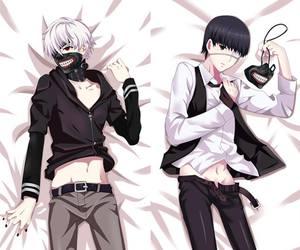 kaneki, ken, and anime image