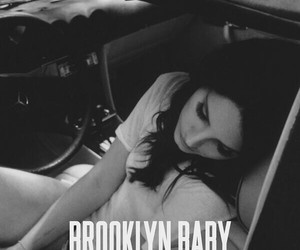 lana del rey, brooklyn baby, and ultraviolence image