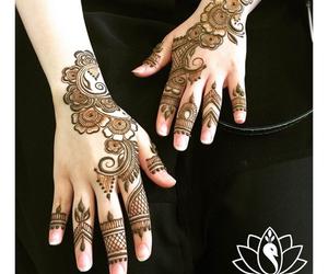 beautiful, eid, and henna image