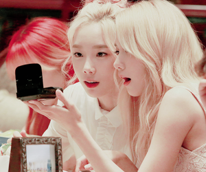 korean, girl's generation, and taeyeon image