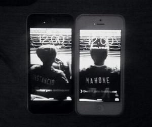 best friends, ¡phone, and alex constancio image