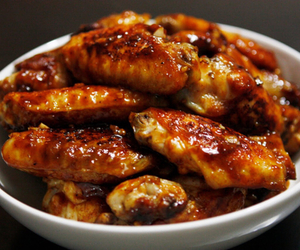 Chicken and food image
