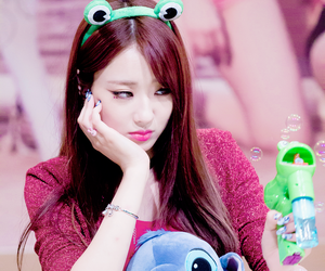 kpop, kyungri, and nine muses image