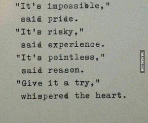 quotes, heart, and pride image
