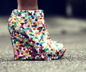 jewels and shoes image
