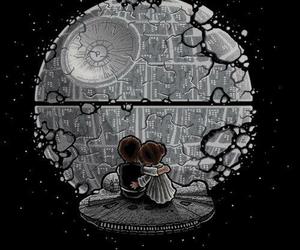 leia and starwars image