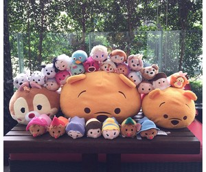 disney, mickey, and tsumtsum image