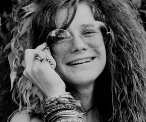 janis joplin, hippie, and music image