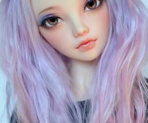 doll, bjd, and kawaii image