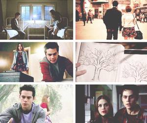 stydia, lydia, and stiles image
