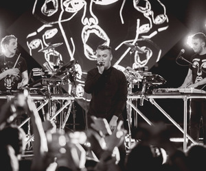 caracal, disclosure, and sam smith image